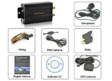 Engine Vehicle GPS Tracker