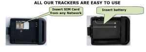 Sim card for gps tracker