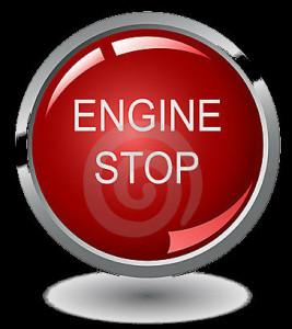 Engine stop GPS Tracker