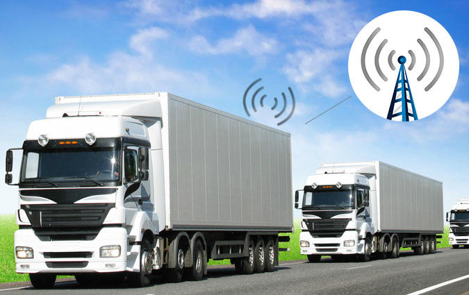Use GPS to monitor your truck deliveries