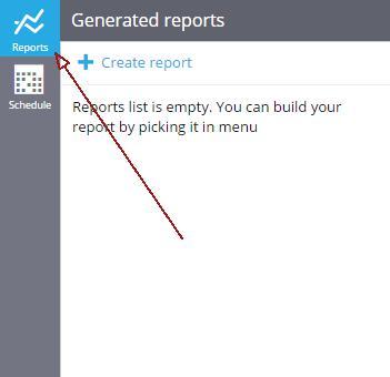 click reports