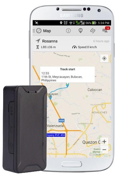 GPS tracker mini spy tracker